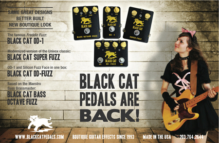 Black Cat ad