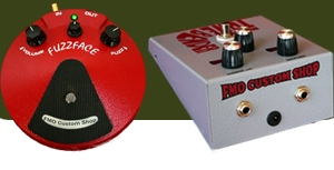 FMO Custom Shop Guitar Effects Pedals